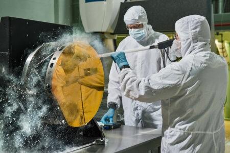Nettoyage cryogénique au Saguenay–Lac-Saint-Jean