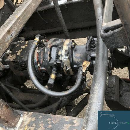 Nettoyage de moteur